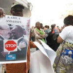 manifestation anti Kabila
