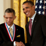 George R. Carruthers et Barack Obama